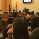 Gemelaggio fra le scuole di Monza e Sciacca: studenti accolti a Palazzo di Città