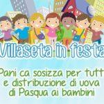 """""""Villaseta in Festa"""": i Volontari di Strada protagonisti di una nuova iniziativa"""