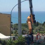 Antenna di telefonia in contrada Durrueli: continua la protesta dei residenti, chiesto intervento del Comune