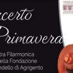 Agrigento, al Teatro Pirandello il Concerto di Primavera