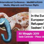 Media, Migrants and Human Rights. Convegno internazionale alla Kore il 30 e 31 maggio