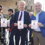 """Referendum sui confini: Firetto e Alba in """"giro"""" per """"Favara Ovest"""""""