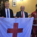 Giornata Internazionale della Croce Rossa: il Sindaco Firetto riceve delegazione