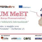 Agrigento, torna Forum MeET: Mediterraneo-Europa-Transnazionalismi