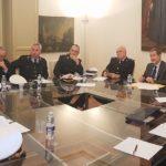 Polizia Municipale, Musumeci incontra i Comandanti