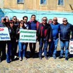 """Primo Maggio a Lampedusa, pescatori e imprenditori in piazza con il Sindaco: """"serve una soluzione ai problemi dell'isola"""""""