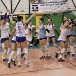 La Pallavolo Seap Aragona sbanca il PalaPanzani di Ladispoli e vola in finale per il salto in B1