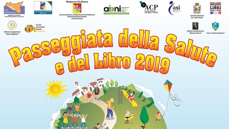 Sciacca Al Via Domenica Prossima La Passeggiata Della Salute E Del Libro 2019 Scrivolibero It