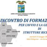 Al via il momento formativo in materia di strutture ricettive organizzato dal settore Turismo del Libero Consorzio di Agrigento