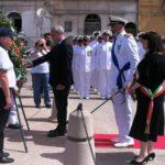 Porto Empedocle, celebrata la festa della Marina Militare: ecco i premiati