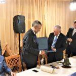 """Rotary Agrigento, premio """"Vincenzo Reale"""" al magistrato Birritteri"""