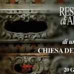 "Licata, ""Restituzioni di arte e fede"": cronaca di un restauro"