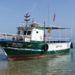 Sbarco fantasma a Ribera: trovata l'imbarcazione arenata sulla spiaggia di Piana Grande