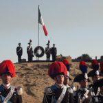 Castrofilippo, celebrata la ricorrenza del 38° anniversario della tragica scomparsa dell'Appuntato dell'Arma dei Carabinieri Salvatore Bartolotta
