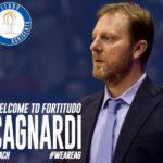 Fortitudo Agrigento, si presenta coach Devis Cagnardi