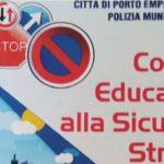 Porto Empedocle, lezioni di educazione stradale agli studenti