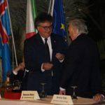Passaggio della campana del Lions Club Agrigento Host: Emanuele Farruggia neo presidente