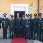 Lampedusa, il Comandante Interregionale dell'Italia Sud-Occidentale della Guardia di Finanza in visita alla locale Tenenza