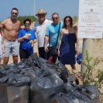 Cannatello Beach, giornata di sensibilizzazione plastic free