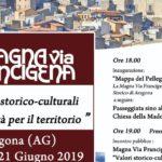 """Aragona e la Magna via Francigena, venerdì si presenta la """"Mappa del Pellegrino"""""""