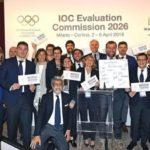 Olimpiadi Invernali 2026: il dossier vincente è firmato dall'agrigentino Giorgio Re
