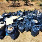 Agrigento, bonificata dai rifiuti la spiaggia di Zingarello e Misita