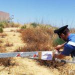 Agrigento, rifiuti speciali abbandonati: scatta il sequestro di una discarica abusiva