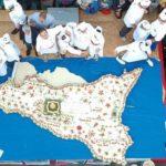 """Tutto pronto per la """"mega torta"""" di San Calogero: il ricavato sarà devoluto in beneficienza"""