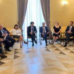 Viabilità, il ministro Toninelli incontra imprese CMC: a Ottobre i primi 12 milioni ai creditori
