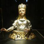 Busto reliquiario di Santa Vittoria: Agrigento ha un nuovo tesoro