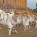 Alba nella Valle dei Templi, successo straordinario con la teatralizzazione della mitologia greca: ecco il cast al completo