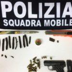 Agrigento, detenzione di arma clandestina e sostanze stupefacenti: arrestato 31enne