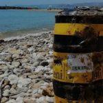 San Leone, avvistato un altro fusto di olio esausto in spiaggia: allertata la Capitaneria