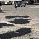 Aragona, proseguono gli interventi di sistemazione delle strade