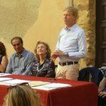 """Agrigento, cerimonia di consegna dei diplomi di maturità agli studenti del Liceo """"Leonardo"""""""