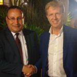 Agrigento 2020, il Sindaco Firetto incontra delegazione diplomatica egiziana