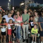 Agrigento, Cannatello si rifà il look: inaugurato il giardino di Adid
