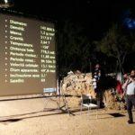Successo ieri sera al Giardino Botanico per la manifestazione 50 anni sulla Luna