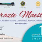"""Agrigento, un incontro per celebrare il """"maestro"""" Andrea Camilleri"""