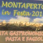 """Montaperto in festa con la """"Serata gastronomica con pasta e fagioli"""""""