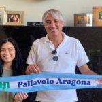 Anche negli Stati Uniti d'America si tifa per la Seap-Dalli Cardillo Aragona