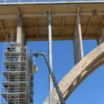 Al via i lavori di manutenzione su tre viadotti della statale 115