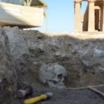 La Valle dopo gli antichi: scavo archeologico porta alla luce scheletro di un lattante