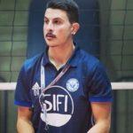 Pallavolo Aragona, Damiano Romano è il nuovo assistente coach scoutman