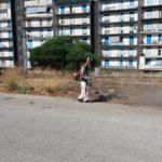 """Agrigento """"invasa"""" da operai: massiccia opera di decespugliamento nei quartieri della città – FOTO"""
