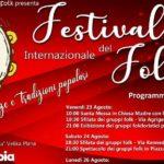 """A Favara il primo Festival Internazionale del Folklore """"Fawar Folk Fest"""""""