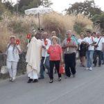 Aragona: una partecipa processione Eucaristica chiude la festa di San Giovanni Bosco 2019