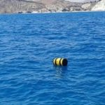 Fusto d'olio esausto nelle acque agrigentine: si tratta del sesto avvistamento