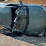 Joppolo, auto si ribalta: ferito 13enne, arriva l'elisoccorso – FOTO E VIDEO