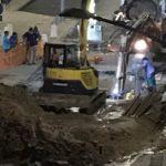 San Leone lavori fognatura in via Nettuno: da domani tratto transitabile